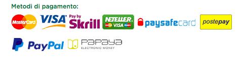 metodi di pagamento mrgreen