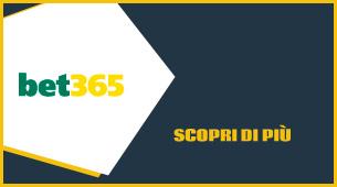 bet365 – opinioni e offerta