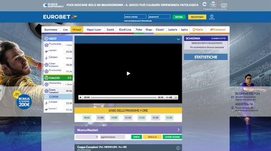 eurobet sport virtuali