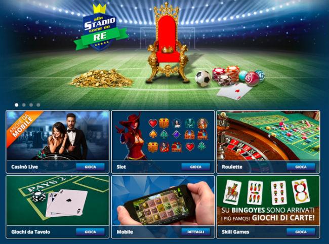 Casino AdmiralYES