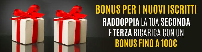 LeoVegas offerta bonus