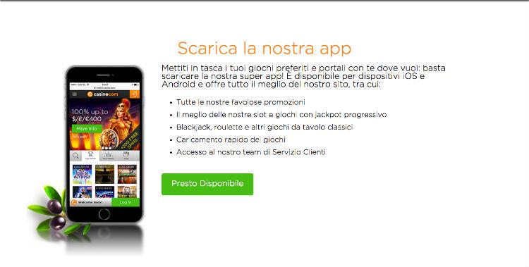 casinocom app